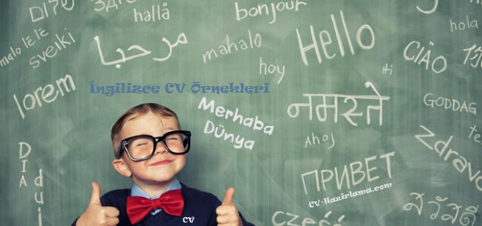 İngilizce CV Hazırlarken Nelere Dikkat Etmeliyim?