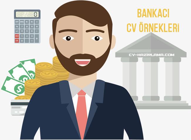 Bankacı CV Örnekleri